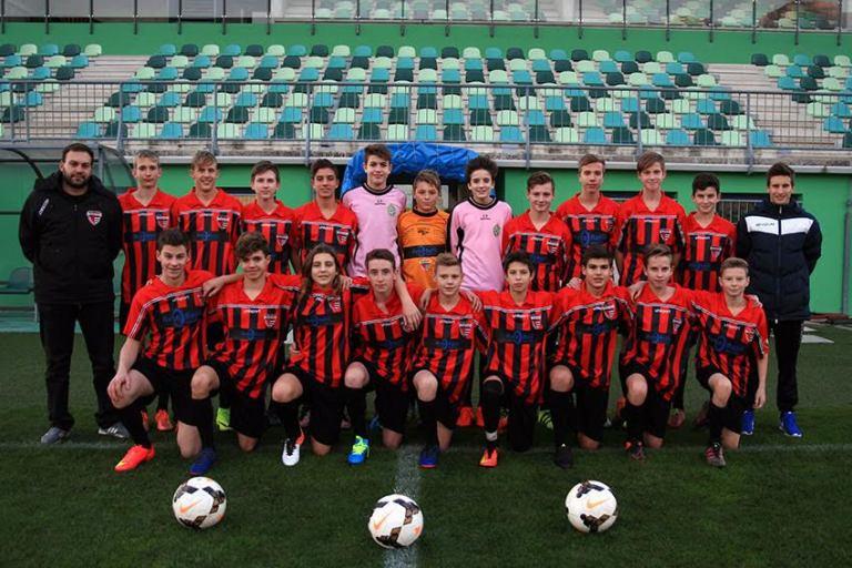 Združena ekipa Primorje Vipava (1. liga U-15)